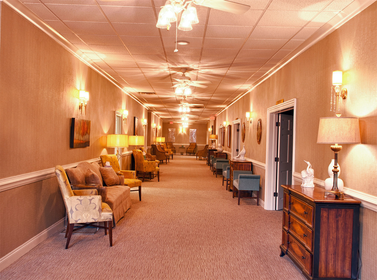 Serenity RestTour our Grounds   Serenity Funeral Home Theodore  AL. Funeral Home Chairs. Home Design Ideas