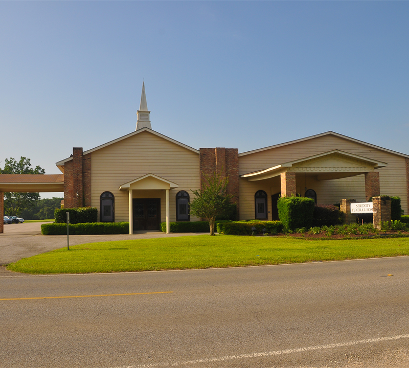 Serenity Funeral Home